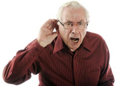 Los mayores se niegan a aceptar su pérdida de audición