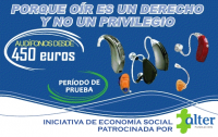 Audífonos desde 450 euros