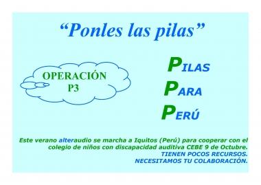 Nos vamos a Perú