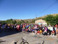 Paseo-Carrera de Cueva, un éxito