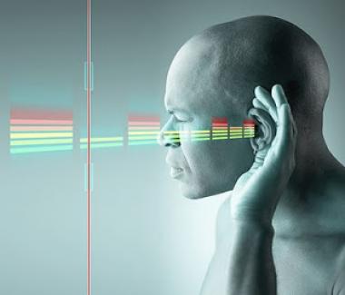 'Nuestro oído no está diseñado para recibir cien decibelios'