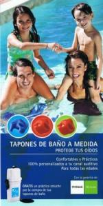 Tapones de baño (2X1) 50 euros