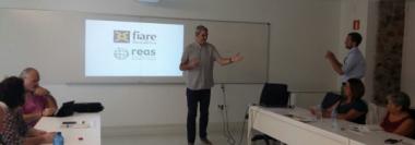 Entrevista a Carlos Askunze de REAS