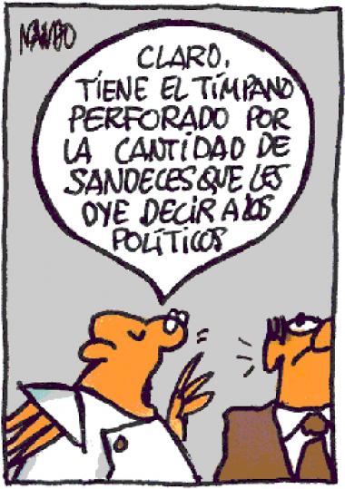 Una de política
