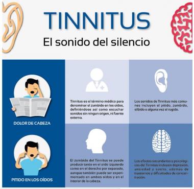 La salud general, afectada por el tinnitus